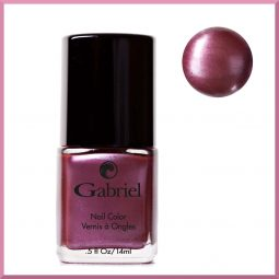 "Vernis à ongles ""Tahitian Orchid"" 14ml - Gabriel Color"