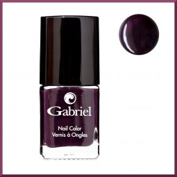"Vernis à ongles ""Wicked Plum"" 14ml - Gabriel Color"