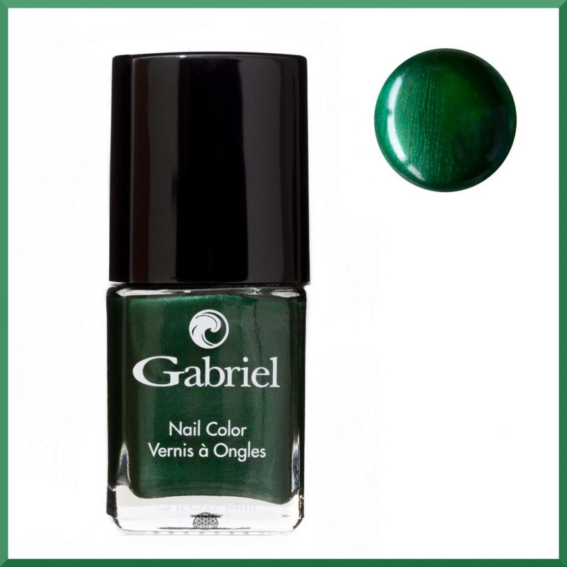 "Vernis à ongles ""Jade"" 14ml - Gabriel Color"