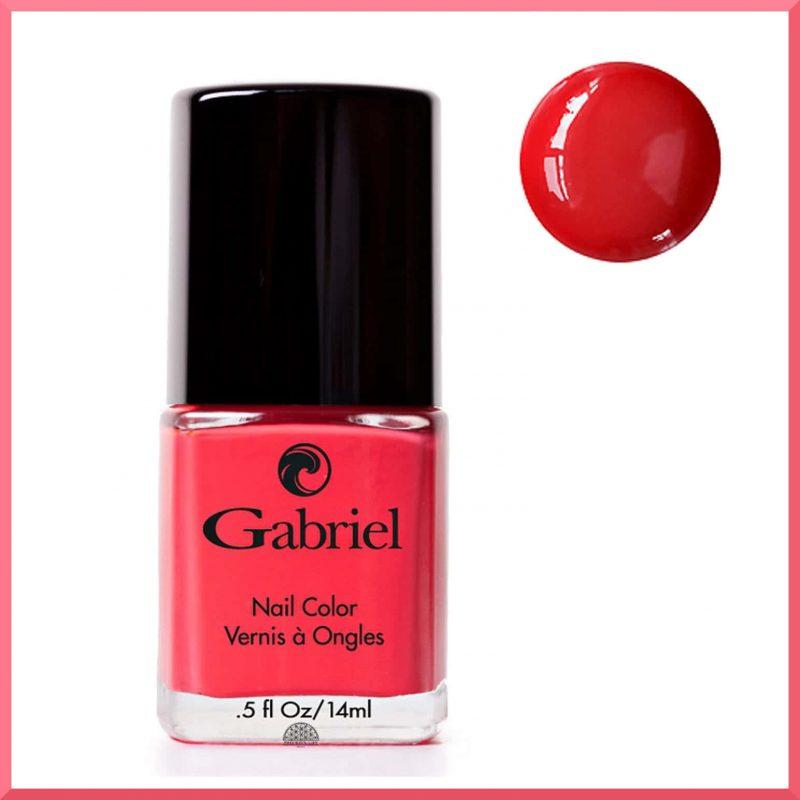 "Vernis à ongles ""Hibiscus"" 14ml - Gabriel Color"
