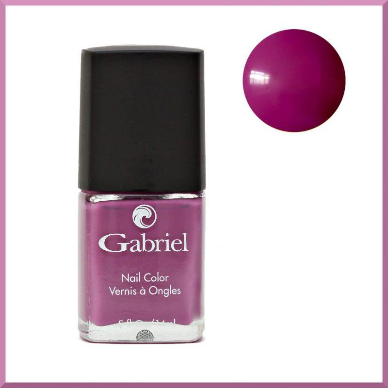 """Vernis à ongles """"Vibrant Orchid"""" 14ml - Gabriel Color"""