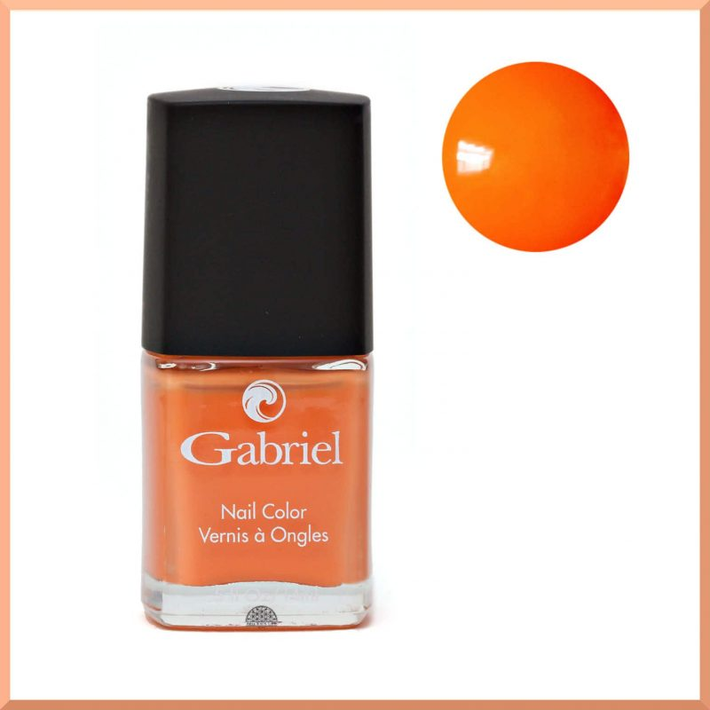 "Vernis à ongles ""Island Sunset"" 14ml - Gabriel Color"