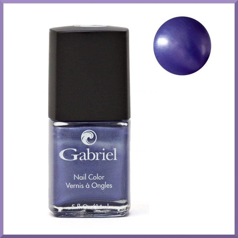 """Vernis à ongles """"Lilac Blossom"""" 14ml - Gabriel Color"""
