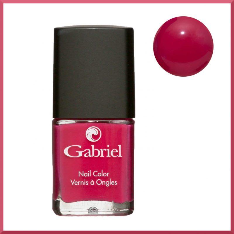 "Vernis à ongles ""Raspberry"" 14ml - Gabriel Color"