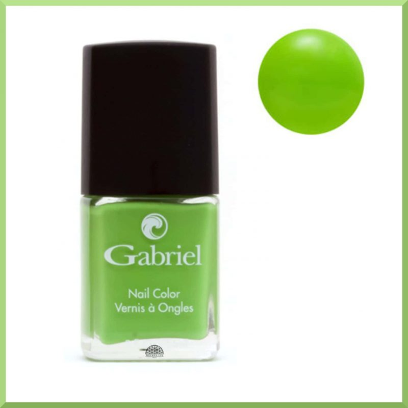 """Vernis à ongles """"Lime"""" 14ml - Gabriel Color"""