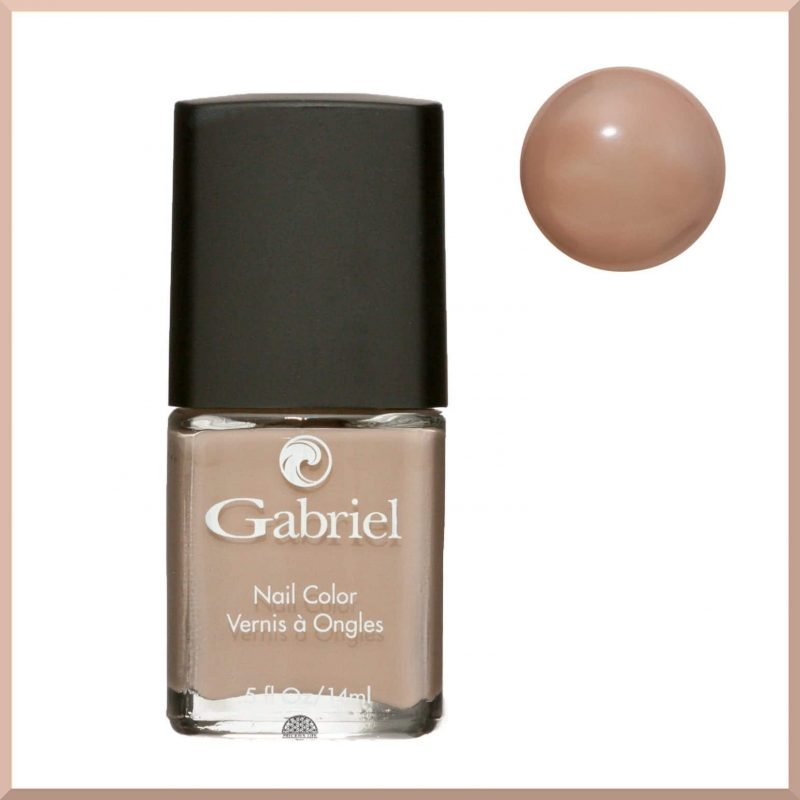 "Vernis à ongles ""Cashmere"" 14ml - Gabriel Color"
