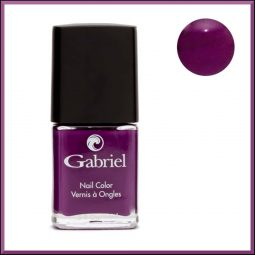 Vernis à ongles vegan & 5free couleur Sugar Plum 14ml