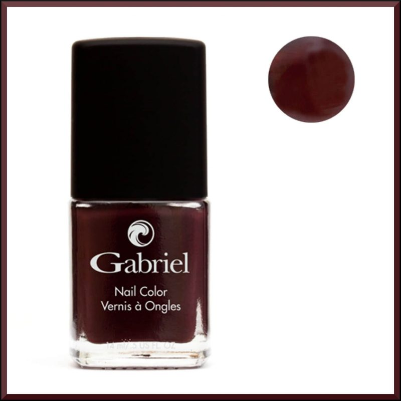 """Vernis à ongles """"Bloodstone"""" 14ml - Gabriel Color"""