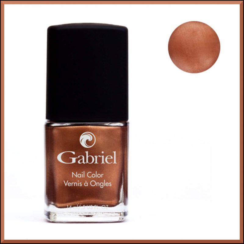 """Vernis à ongles """"Copper"""" 14ml - Gabriel Color"""