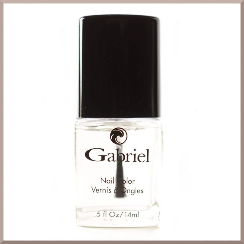 Top coat brillant 14ml - Gabriel Color