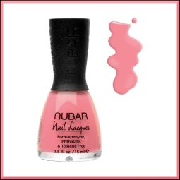 Vernis à ongles vegan & 3free couleur Amazon Coral 15ml