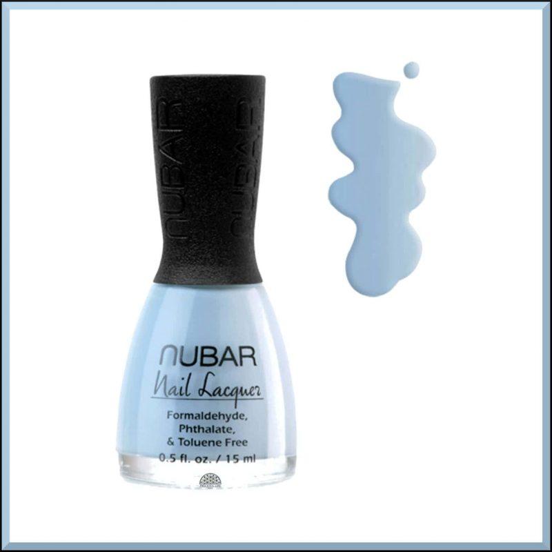 """Vernis à ongles """"Baby Blue"""" 15ml - Nubar"""