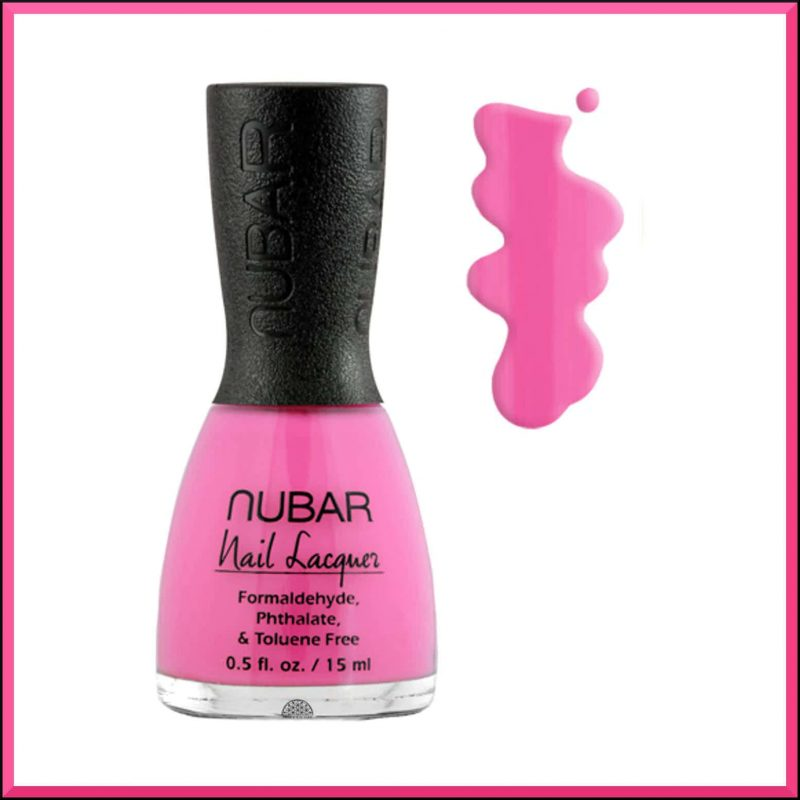 "Vernis à ongles ""Hot Pink"" 15ml - Nubar"