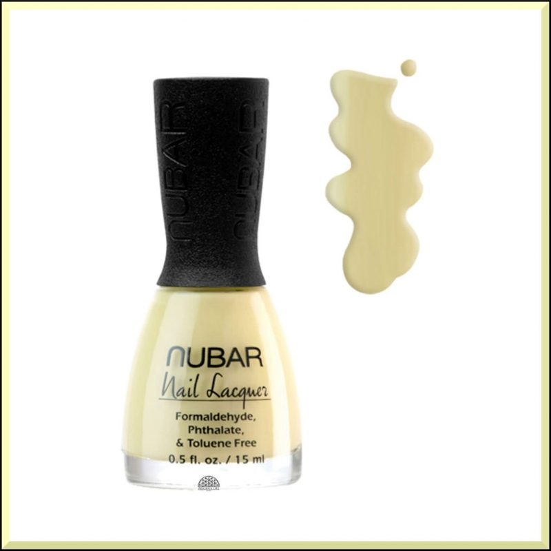 "Vernis à ongles ""Lemon Sorbet"" 15ml - Nubar"