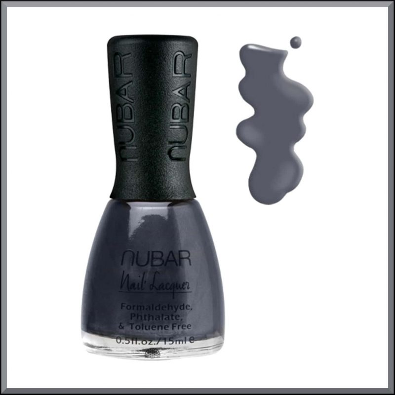 "Vernis à ongles ""Silver Sword"" 15ml - Nubar"
