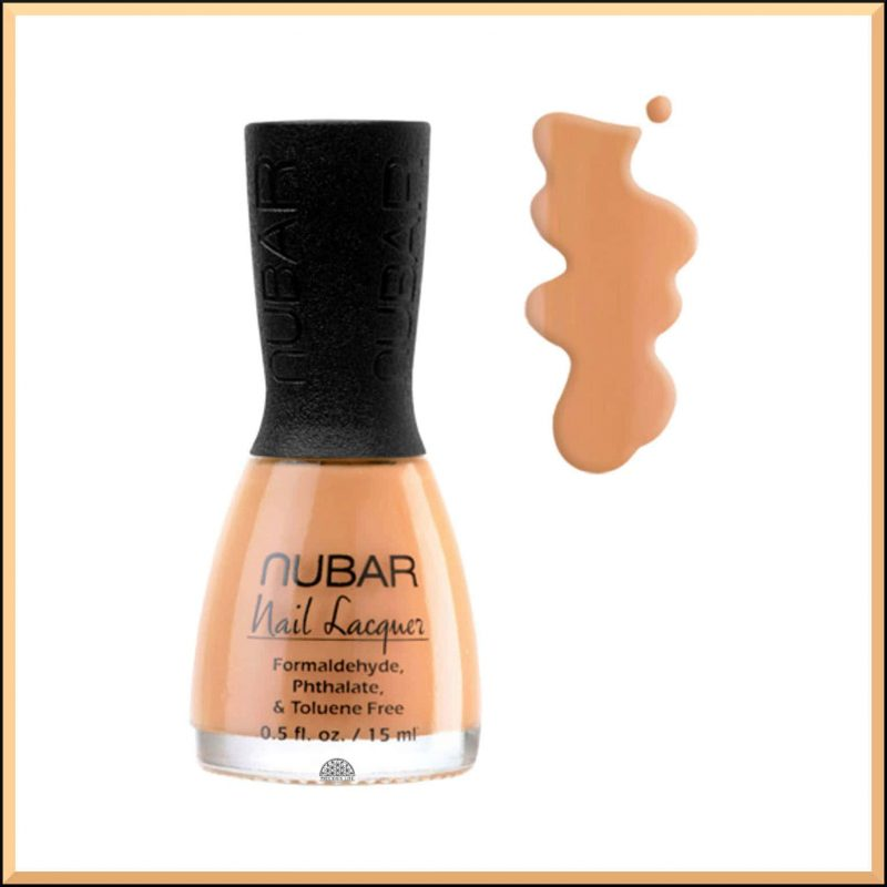 "Vernis à ongles ""Orange Cream"" 15ml - Nubar"