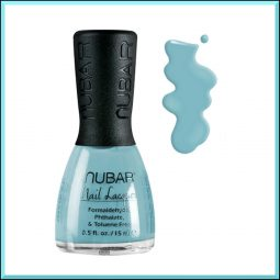 "Vernis à ongles ""Blue Raspberry"" 15ml - Nubar"