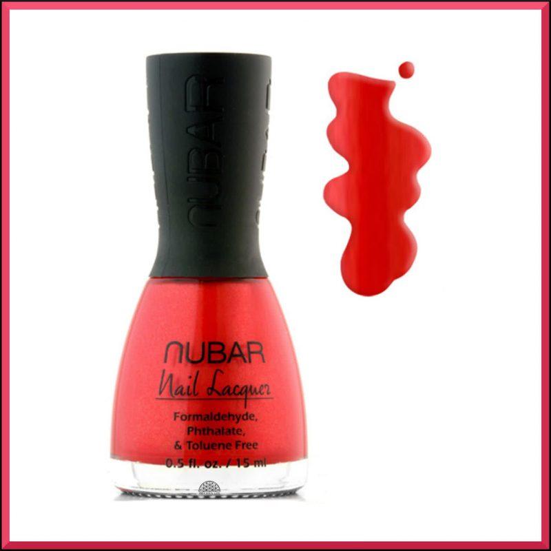 """Vernis à ongles """"Pink Flame"""" 15ml - Nubar"""