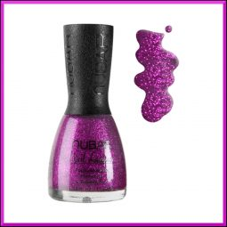 Vernis à ongles vegan & 3free couleur Petunia Sparkle 15ml