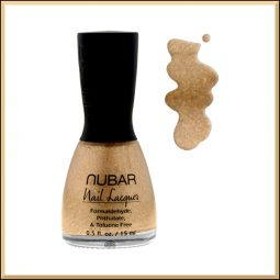 "Vernis à ongles ""Gilded Gold"" 15ml - Nubar"