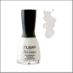 "Vernis à ongles ""White Tip"" 15ml - Nubar"