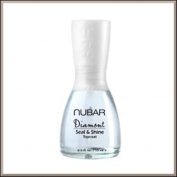 "Top coat haute brillance ""Diamond"" 15ml - Nubar"