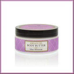 Beurre pour le corps vegan & bio senteur Fleurs de lilas 207ml
