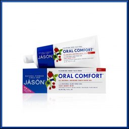 "Dentifrice sans fluor vegan & naturel ""Oral Comfort"" 122gr"