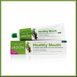 "Dentifrice au fluor vegan & naturel ""Healthy Mouth"" 170gr"