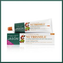 """Dentifrice """"Nutrismile"""" 170gr - Jason Naturals"""