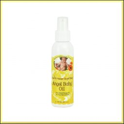 Huile de massage 120ml - Earth Mama Angel Baby