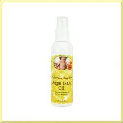Huile de massage 120ml - Earth Mama Angel Baby