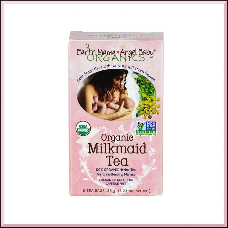 Infusion allaitement - Earth Mama Angel Baby