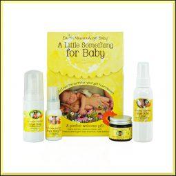 Coffret découverte bébé - Earth Mama Angel Baby