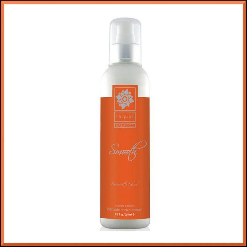 """Crème rasage intime """"Mangue & Passion"""" 255ml - SLiquid"""