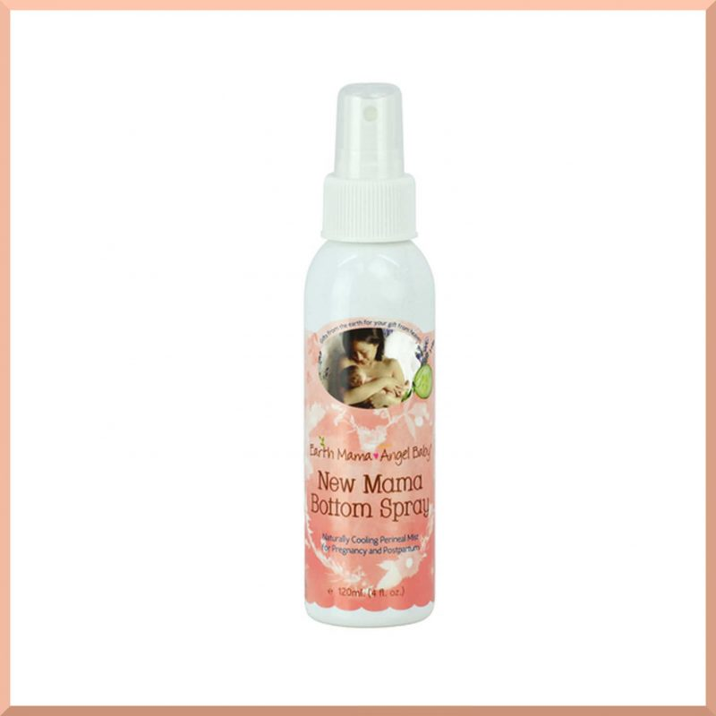 Spray intime 120ml - Earth Mama Angel Baby