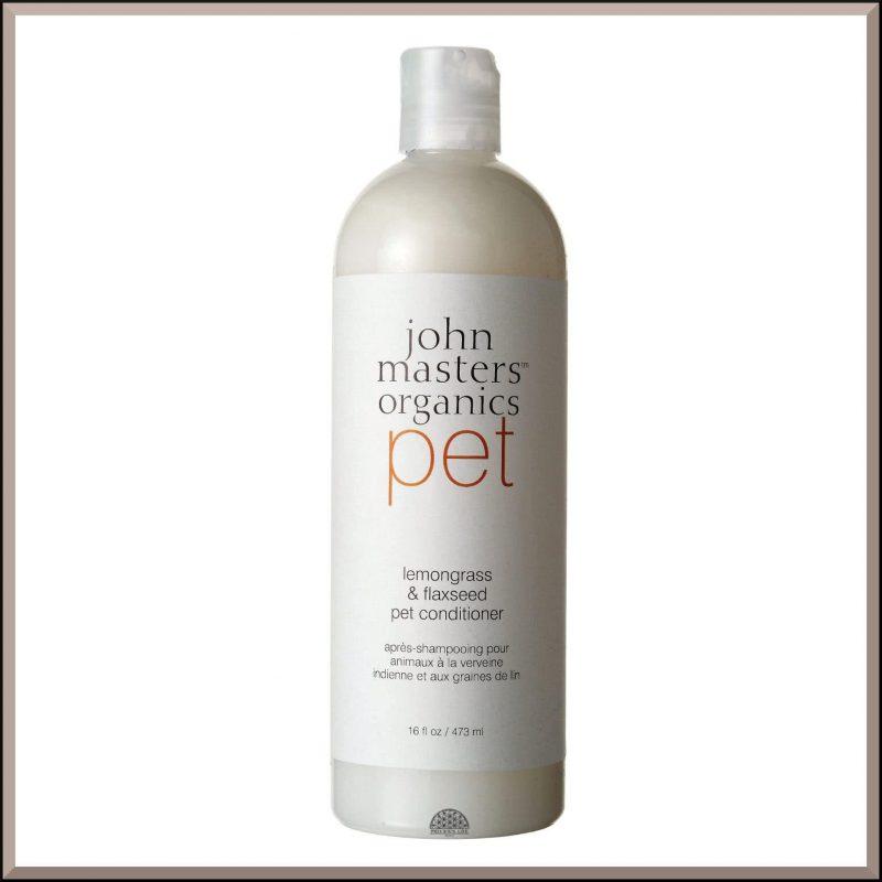 """Après shampoing """"Citronnelle & Graines de lin"""" 473ml - John Masters Organics"""
