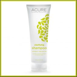 "Shampoing clarifiant ""Citronnelle & Argan"" 235ml - Acure Organics"