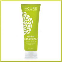 """Après shampoing clarifiant """"Citronnelle & Argan"""" 235ml - Acure Organics"""