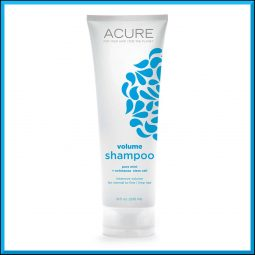 "Shampoing volume ""Menthe & Echinacée"" 235ml - Acure Organics"