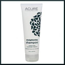 "Shampoing lissant ""Kératine & Marula"" 235ml - Acure Organics"