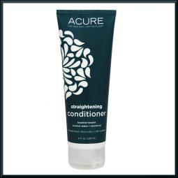 "Après shampoing lissant ""Kératine & Marula"" 235ml - Acure Organics"