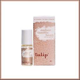 "Parfum ""Amber & Vanilla bean"" 5ml - Tulip"