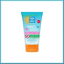 Protection solaire SPF50 118ml - Kiss My Face