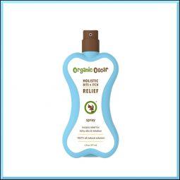 "Spray anti démangeaisons ""Menthe"" 177ml - Organic Oscar"