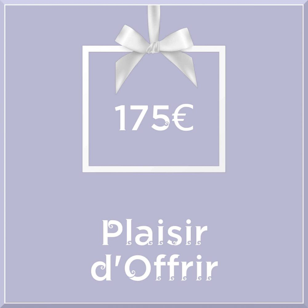 carte cadeau vegan plaisir d 39 offrir 175 precious life. Black Bedroom Furniture Sets. Home Design Ideas