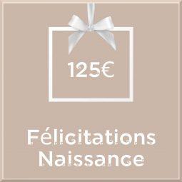 """Carte Cadeau """"Naissance"""""""