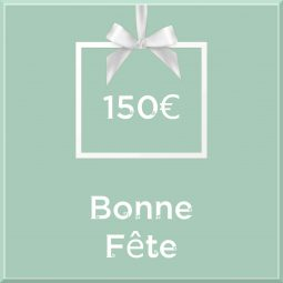 """Carte cadeau vegan """"Bonne Fête"""" 150€ - Precious Life"""