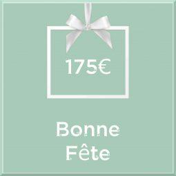 """Carte cadeau vegan """"Bonne Fête"""" 175€ - Precious Life"""