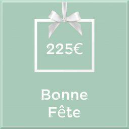 """Carte cadeau vegan """"Bonne Fête"""" 225€ - Precious Life"""